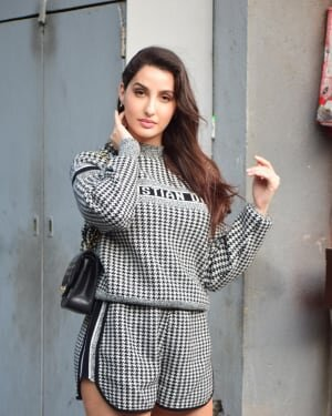 Photos: Nora Fateh Spotted At Pooja Entertainment Office | Picture 1771399