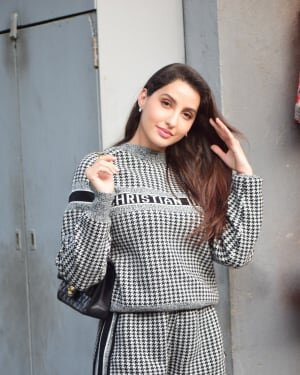 Photos: Nora Fateh Spotted At Pooja Entertainment Office | Picture 1771396