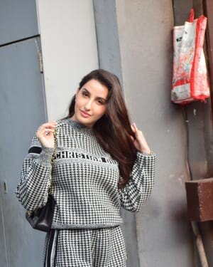 Photos: Nora Fateh Spotted At Pooja Entertainment Office | Picture 1771394