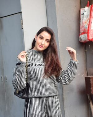 Photos: Nora Fateh Spotted At Pooja Entertainment Office | Picture 1771395