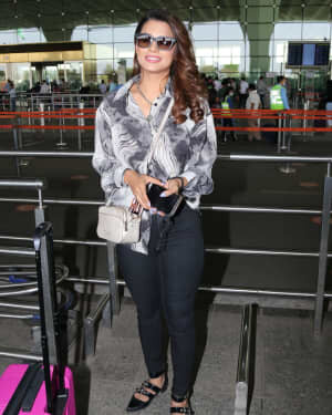 Naina Singh - Photos: Celebs Spotted At Airport | Picture 1772728