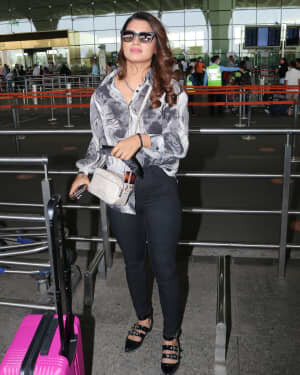 Naina Singh - Photos: Celebs Spotted At Airport | Picture 1772721
