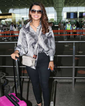 Naina Singh - Photos: Celebs Spotted At Airport | Picture 1772736