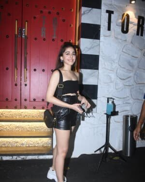 Alaya Furniturewala - Photos: Celebs Spotted At Tori Restaurant | Picture 1772708