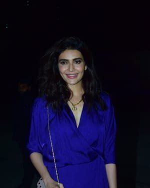 Karishma Tanna - Photos: Celebs At Poorna Patel Party At Lower Parel