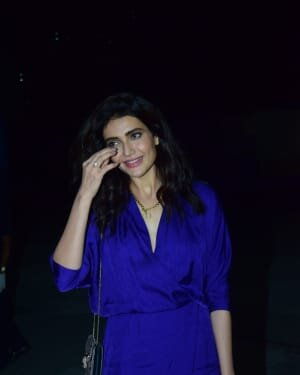 Karishma Tanna - Photos: Celebs At Poorna Patel Party At Lower Parel | Picture 1773680