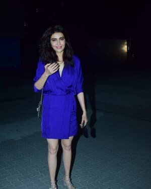 Karishma Tanna - Photos: Celebs At Poorna Patel Party At Lower Parel | Picture 1773678