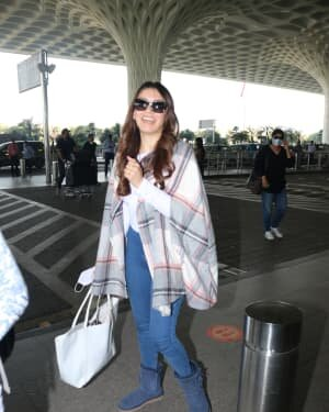 Hansika Motwani - Photos: Celebs Spotted At Airport | Picture 1773708
