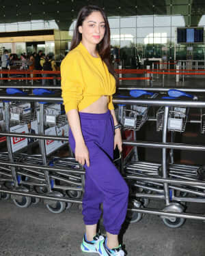 Sandeepa Dhar - Photos: Celebs Spotted At Airport | Picture 1774723