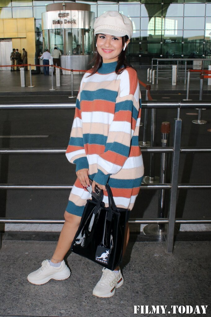Avneet Kaur - Photos: Celebs Spotted At Airport | Picture 1775749