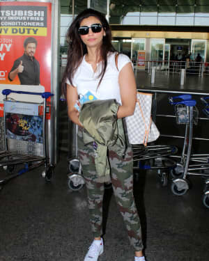 Daisy Shah - Photos: Celebs Spotted At Airport | Picture 1776346