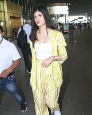 Sanjana Sanghi - Photos: Celebs Spotted At Airport | Picture 1776398