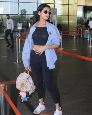 Sonal Chauhan - Photos: Celebs Spotted At Airport | Picture 1776339