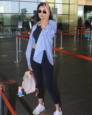 Sonal Chauhan - Photos: Celebs Spotted At Airport | Picture 1776340