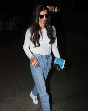 Daisy Shah - Photos: Celebs Spotted At Airport | Picture 1776382