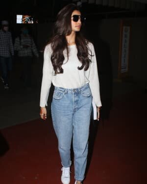 Daisy Shah - Photos: Celebs Spotted At Airport | Picture 1776383