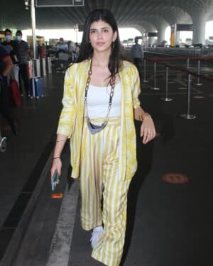 Sanjana Sanghi - Photos: Celebs Spotted At Airport