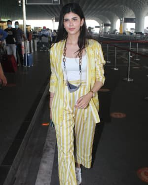 Sanjana Sanghi - Photos: Celebs Spotted At Airport | Picture 1776395