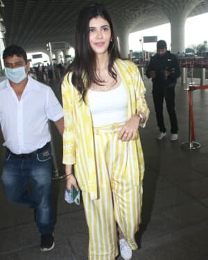 Sanjana Sanghi - Photos: Celebs Spotted At Airport | Picture 1776397