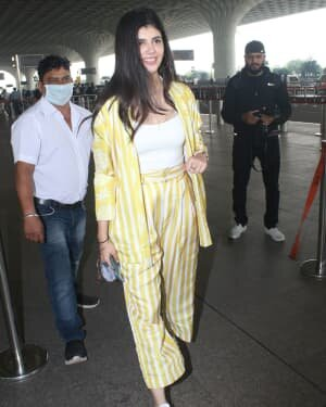 Sanjana Sanghi - Photos: Celebs Spotted At Airport | Picture 1776396
