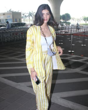 Sanjana Sanghi - Photos: Celebs Spotted At Airport | Picture 1776394