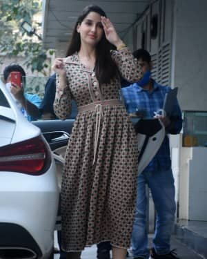 Nora Fatehi - Photos: Celebs Spotted At Bandra