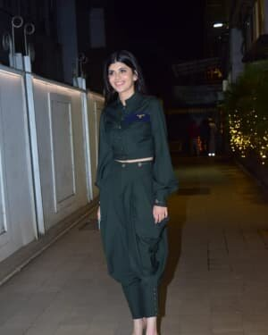 Photos: Sanjana Sanghi At Wrap Party For The Movie Om | Picture 1776367