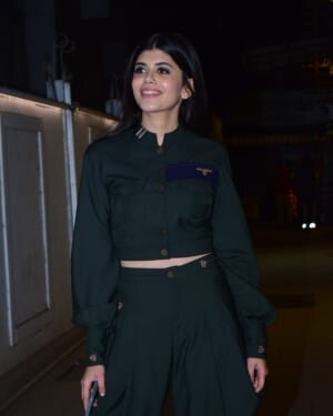 Photos: Sanjana Sanghi At Wrap Party For The Movie Om
