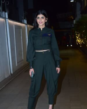 Photos: Sanjana Sanghi At Wrap Party For The Movie Om | Picture 1776370