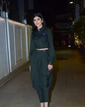 Photos: Sanjana Sanghi At Wrap Party For The Movie Om | Picture 1776368