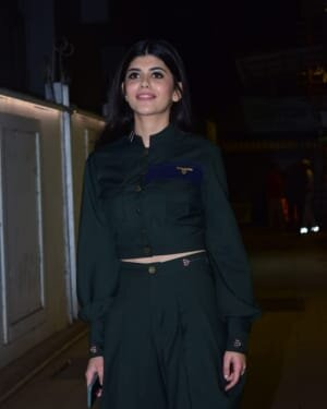 Photos: Sanjana Sanghi At Wrap Party For The Movie Om | Picture 1776369
