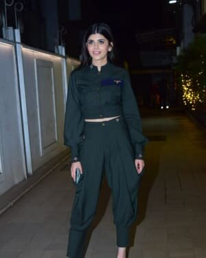 Photos: Sanjana Sanghi At Wrap Party For The Movie Om | Picture 1776371