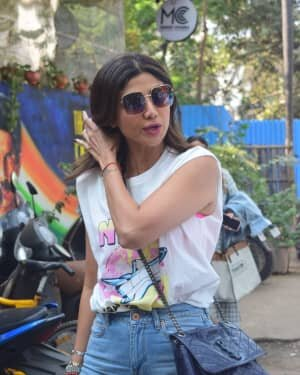 Photos: Shilpa Shetty Spotted Mukesh Chhabra Office | Picture 1776389