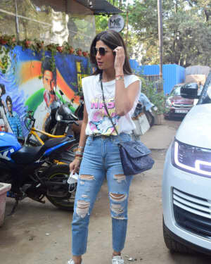 Photos: Shilpa Shetty Spotted Mukesh Chhabra Office | Picture 1776386