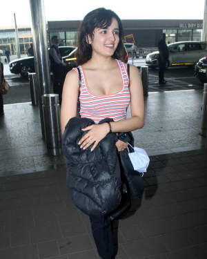 Shirley Setia - Photos: Celebs Spotted At Airport | Picture 1776454