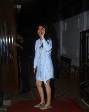 Sharmin Segal - Photos: Celebs Spotted At Izumi | Picture 1776410