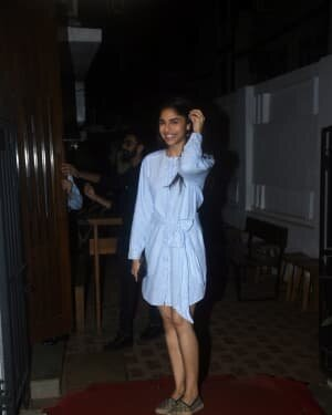 Sharmin Segal - Photos: Celebs Spotted At Izumi
