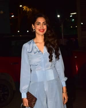 Jhataleka Malhotra - Photos: Screening Of Tuesdays & Fridays In PVR Juhu