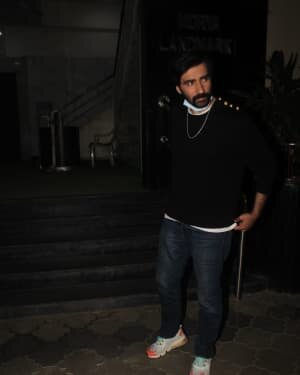 Avinash Tiwary - Photos: Screening Of Hindi Film The Girl On The Train | Picture 1776504