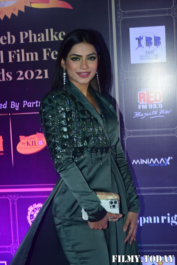 Photos: Celebs At Dadasaheb Phalke Awards 2021   Picture 1776718