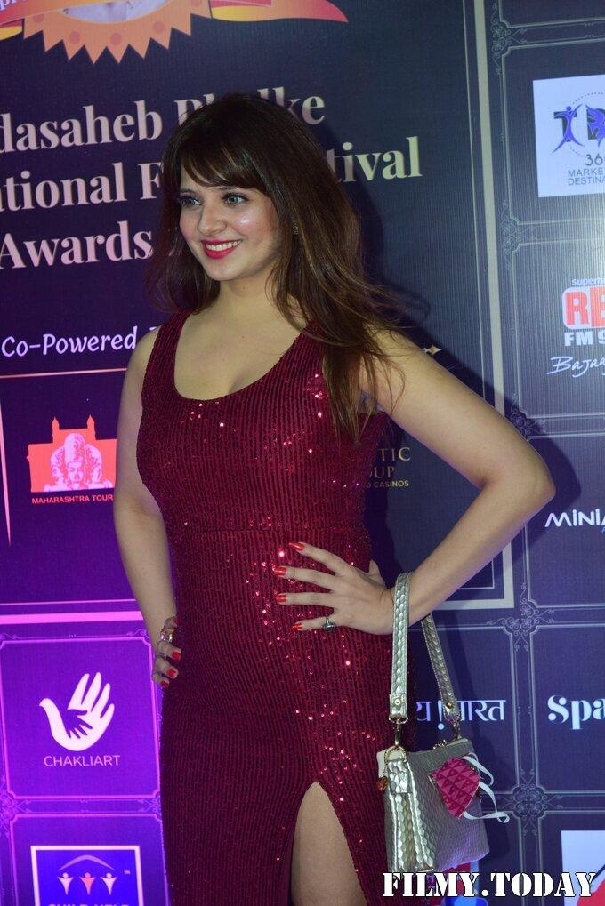 Saloni Aswani - Photos: Celebs At Dadasaheb Phalke Awards 2021 | Picture 1776727
