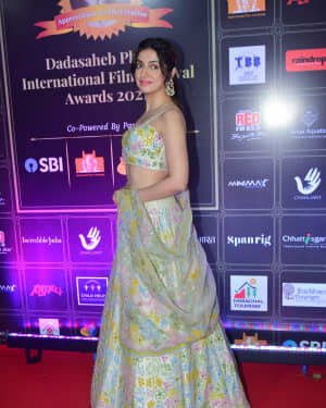 Divya Khosla - Photos: Celebs At Dadasaheb Phalke Awards 2021 | Picture 1776673