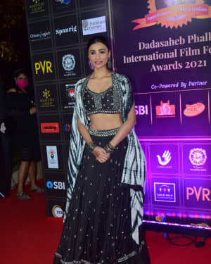 Daisy Shah - Photos: Celebs At Dadasaheb Phalke Awards 2021 | Picture 1776620