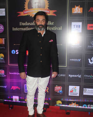 Bobby Deol - Photos: Celebs At Dadasaheb Phalke Awards 2021