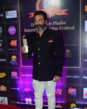 Bobby Deol - Photos: Celebs At Dadasaheb Phalke Awards 2021 | Picture 1776615
