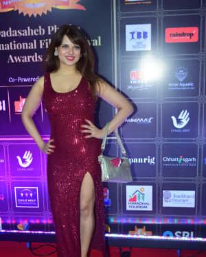Saloni Aswani - Photos: Celebs At Dadasaheb Phalke Awards 2021 | Picture 1776607