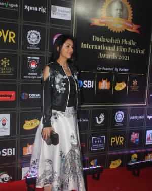 Bhumika Chawla - Photos: Celebs At Dadasaheb Phalke Awards 2021