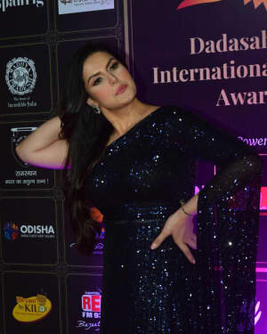Zareen Khan - Photos: Celebs At Dadasaheb Phalke Awards 2021