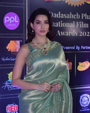 Nora Fatehi - Photos: Celebs At Dadasaheb Phalke Awards 2021 | Picture 1776664