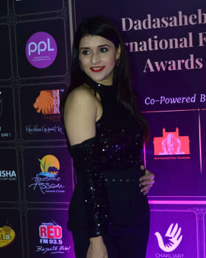 Mannara Chopra - Photos: Celebs At Dadasaheb Phalke Awards 2021